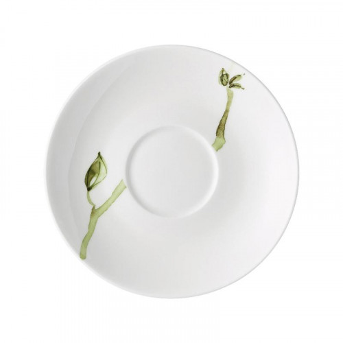 Rosenthal Selection Jade Magnolie Kaffee-Untertasse 15 cm