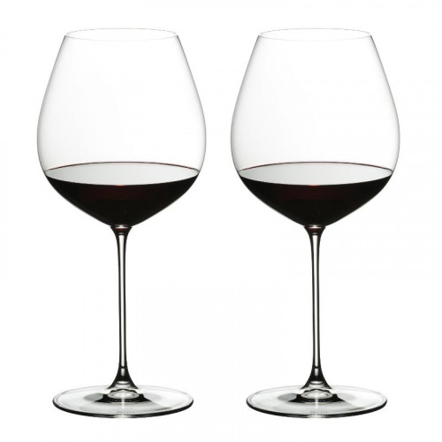 Riedel Gläser Veritas Old World Pinot Noir Glas 2er Set