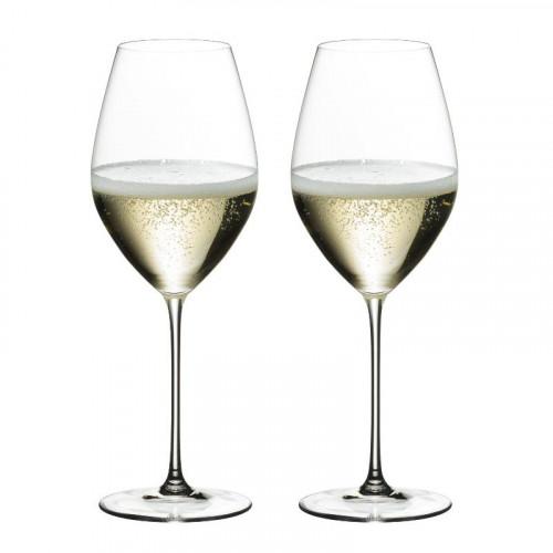 Riedel Gläser Veritas Champagner Glas 2er Set
