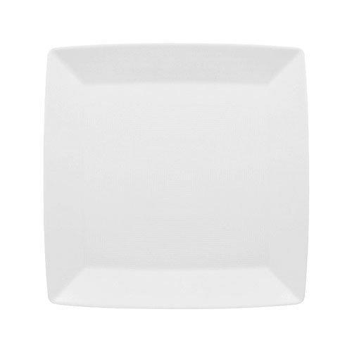 Thomas Loft weiss Platte / Teller quadratisch flach 19 cm