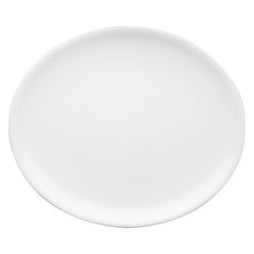 Thomas Loft weiss Platte oval 40 cm