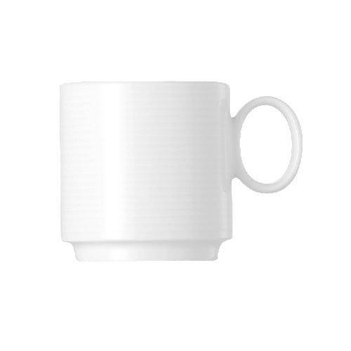 Thomas Loft weiss Espresso Obertasse stapelbar 0,11 L