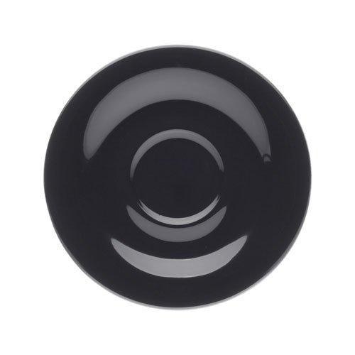 Kahla Pronto Colore schwarz Espresso Untertasse 12 cm