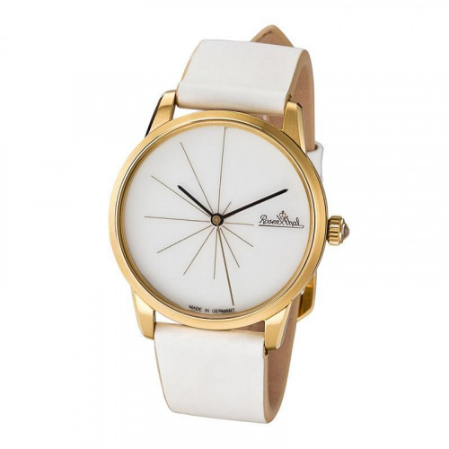 Rosenthal Classic Watch-Collection Armbanduhr 'Sunset' gelbgold-white-white