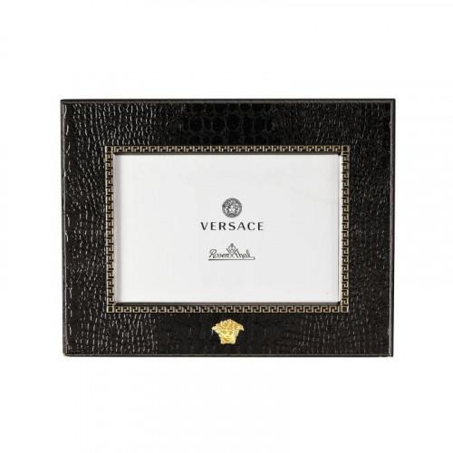 Rosenthal Versace Picture Frames Bilderrahmen black - VHF3 10x15 cm