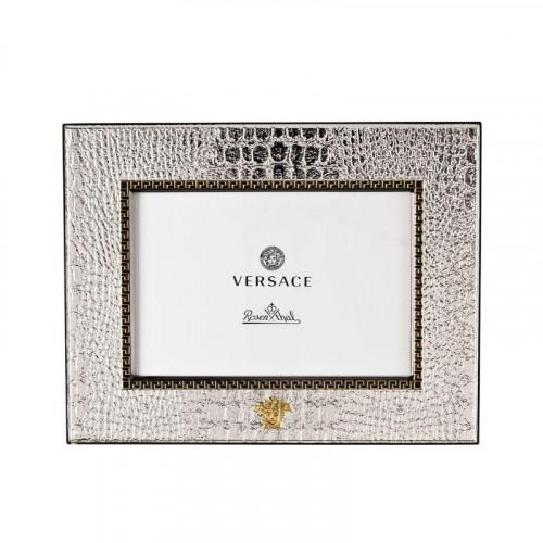 Rosenthal Versace Picture Frames Bilderrahmen silver - VHF3 10x15 cm