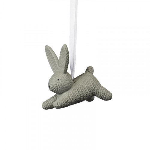 Rosenthal Selection Rabbits - stone Anhänger Hase - klein 7,5x4x6,5 cm