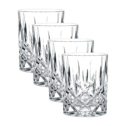 Nachtmann Noblesse Whiskybecher-Set Glas 4-tlg. 295 ml
