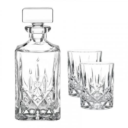 Nachtmann Noblesse Whisky-Set Glas 3-tlg.