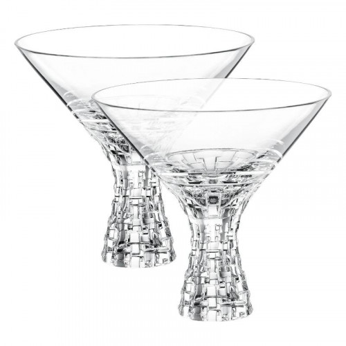 Nachtmann Bossa Nova Martini Glas Set 2-tlg. 340 ml