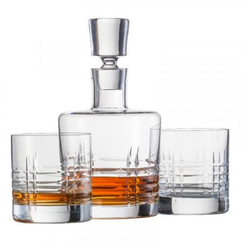 Schott Zwiesel Gläser Basic Bar Classic by Charles Schumann Whisky Glas Set 3-tlg.