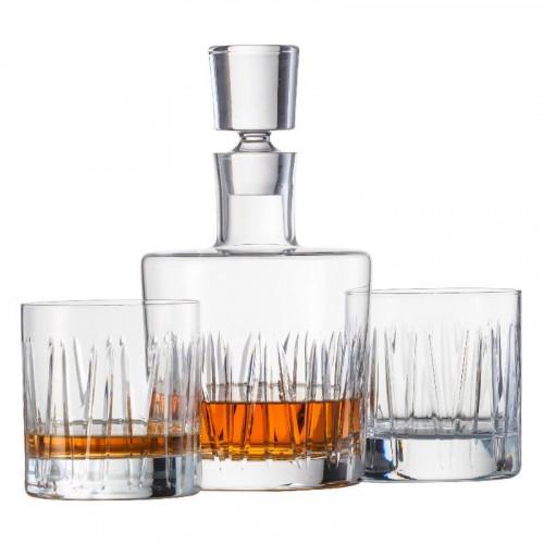 Schott Zwiesel Gläser Basic Bar Motion by Charles Schumann Whisky Glas Set 3-tlg.