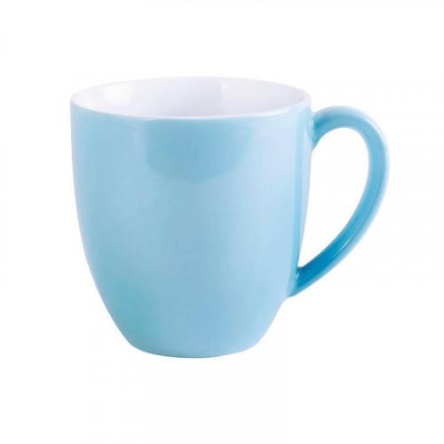 Kahla Pronto Colore himmelblau Kaffeebecher XL blau 0,40 L