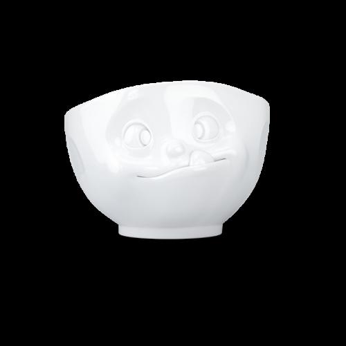 TV Tassen TV MilchkaffeeTasse - Schale weiß lecker 0,5 L