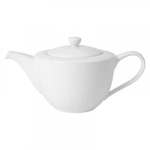 Villeroy & Boch For Me weiss Teekanne 6 Personen 1,30 L