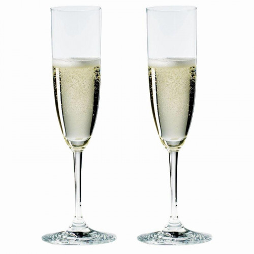 Riedel Gläser Vinum ChampagnerGläser 2er Set h: 226 mm / 160 ml