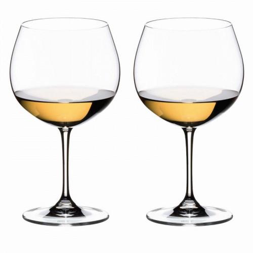 Riedel Gläser Vinum im Fass gereifter Cardonnay / Montrachet Gläser 2er Set h: 192 mm / 600 ml