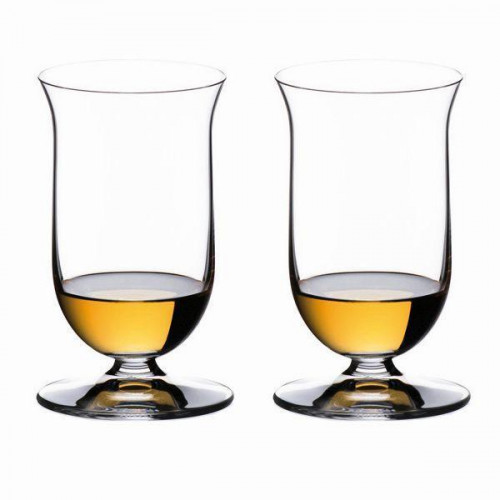 Riedel Gläser Vinum Single Malt Whisky Gläser 2er Set h: 113 mm / 200 ml