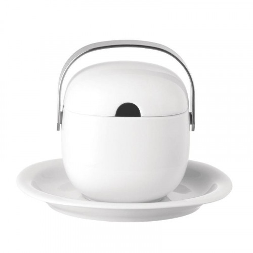 Rosenthal Studio-line Suomi weiss Sauciere 4tlg.