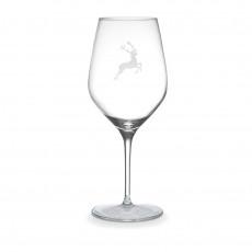 Gmundner Keramik Hirsch Gläser by Spiegelau Rotweinglas 0,65 L / h: 23,2 cm