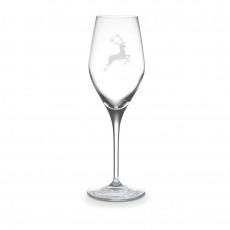 Gmundner Keramik Hirsch Gläser by Spiegelau Sektglas 0,27 L / h: 22 cm