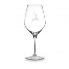 Gmundner Keramik Hirsch Gläser by Spiegelau Weißweinglas 0,42 L / h: 21 cm