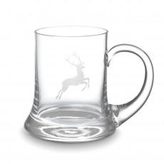 Gmundner Keramik Hirsch Gläser by Spiegelau Bierkrug 0,3 L / h: 11 cm