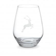 Gmundner Keramik Hirsch Gläser by Spiegelau Wasserglas 0,42 L / h: 10,9 cm