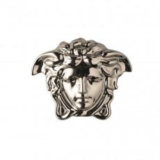 Rosenthal Versace Gypsy Dose mit Deckel - Silver 10x8x7,5 cm