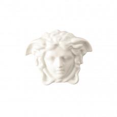 Rosenthal Versace Gypsy Dose mit Deckel - White 10x8x7,5 cm