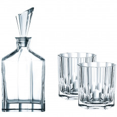 Nachtmann Aspen Whisky-Set Glas 3-tlg.