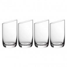 Villeroy & Boch NewMoon Becher Glas Set 4-tlg. 225 ml