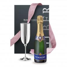 Robbe & Berking Belvedere Bar-Kollektion Geschenkset - Champagnerkelch 2-tlg.