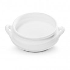 Gmundner Keramik Weißgeflammt Suppenschale 0,37 L / h: 5,9 cm