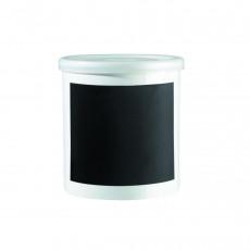 ASA Memo Black Vorratsdose für Kreidebeschriftung d: 6,5 cm / h: 7 cm