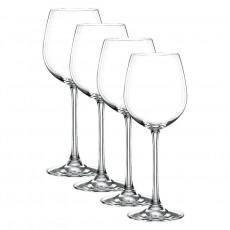 Nachtmann Vivendi Premium - Lead Crystal Weißwein Glas Set 4-tlg. 474 ml