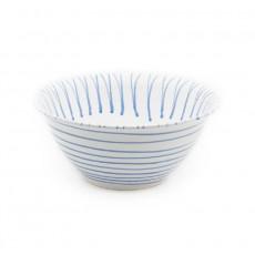 Gmundner Keramik Blaugeflammt Salatschüssel d: 33 cm / h: 14 cm / 4,5 L