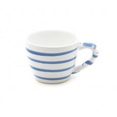 Gmundner Keramik Blaugeflammt Mokka-/Espresso-Obertasse Gourmet 0,06 L / h: 5,1 cm
