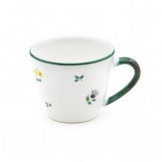 Gmundner Keramik Streublumen Kaffee-Obertasse Gourmet 0,20 L