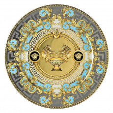 Rosenthal Versace Prestige Gala Le Bleu Platzteller 30 cm