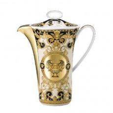Rosenthal Versace Prestige Gala Kaffeekanne 6 Personen 1,20 L