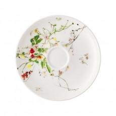 Rosenthal Brillance Fleurs Sauvages Kaffee-/Tee-/Cappuccino-/Becher Untertasse Coup 14 cm