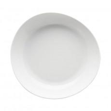 Rosenthal Junto Weiß - Porzellan Teller tief 22 cm