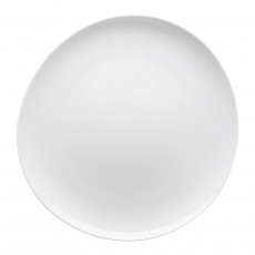 Rosenthal Junto Weiß - Porzellan Teller flach 27 cm