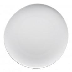 Rosenthal Junto Weiß - Porzellan Teller flach 32 cm