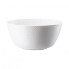 Rosenthal Junto Weiß - Porzellan Schüssel 22 cm / 2,30 L