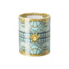 Rosenthal Versace La Scala del Palazzo - Verde Vase 18 cm