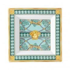 Rosenthal Versace La Scala del Palazzo - Verde Schale 22 cm