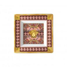Rosenthal Versace La Scala del Palazzo - Rosa Schale 14 cm