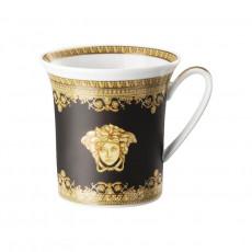 Rosenthal Versace I love Baroque - Nero Becher mit Henkel 0,35 L